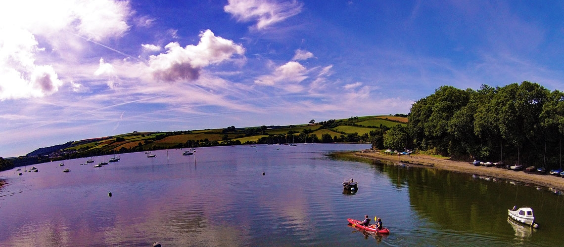 Kayak Hire Devon with Totnes Kayaks